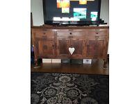 Stunning Cashmere Antique Sideboard
