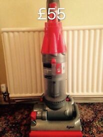 DYSON DC07 FULLY SERVICED MINT CONDITION CALL 07546824056 RED 2