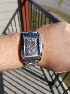 MEN'S wrist watch - Gc Qworda Gentleman