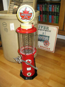 Gas PumP Dispenser-- FROM PAST TIMES Antiques - 1178 Albert