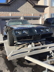 75/81 Trans Am Parting Out
