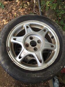 Acura honda wheels