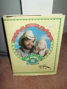 Legend of the Cabbage Patch Kids Book