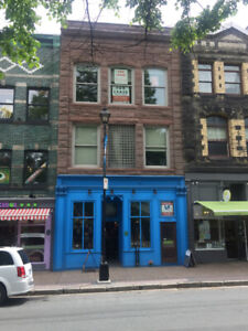 Prime Downtown Halifax Commercial Space - Barrington Street