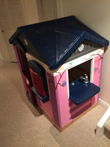 Play house (Wood - as is)