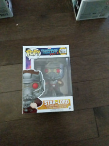 Star Lord Toy-R-US exclusive Funko Pop