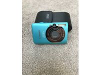 Special Blue edition Canon digital camera - IXUS 95