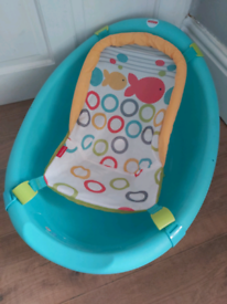 Fisher Price Grow and Rinse baby bath