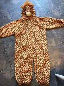Giraffe Halloween costume