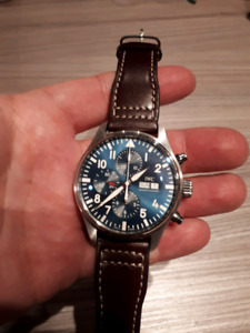 iwc petite prince chrono for sale!