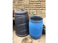 Compost Bin & Water Butt