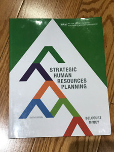 Strategic Human Resource Planning 6th Edition
