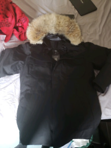 Brand New Canada Goose Black Label Edition Parka!!
