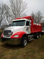2006 Freightliner Tandem Dump Truck