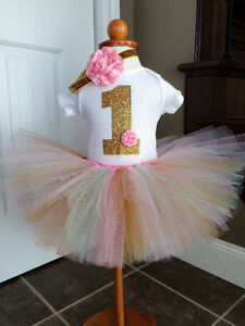 Custom Handmade Birthday Outfits