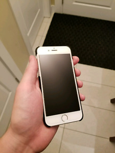 64GB iPhone 6S — Bell / Virgin — Great Condition w/ Case!
