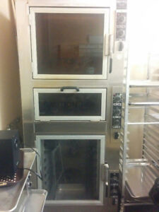 Commercial Used Convection Oven with proofer for sale $1300