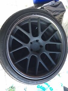Adv1 Mags BMW 5 series or M5 21 inch