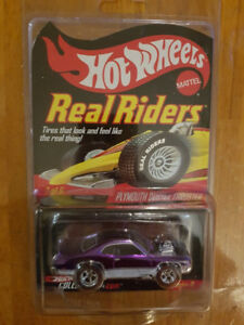 Hot Wheels RLC Real Riders Plymouth Duster Thruster Series 8