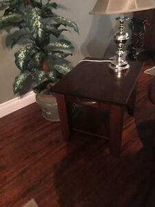 Canadians Woodworks high end coffee table set - 4 pieces