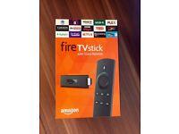 Amazon fire stick + kodi