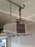 GARAGE DOOR OPENER INSTALLATIONS 613-301-6529