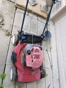 Self propelled torro for parts