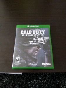 Call of duty ghost- Xbox One - sell/trade