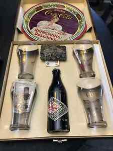 Coca Cola 75th anniversary boxed set London Ontario image 1