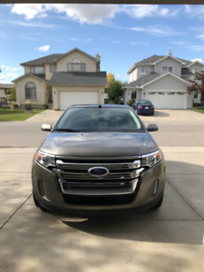 2013 Ford Edge Limited AWD, LOW MILEAGE priced to SELL!