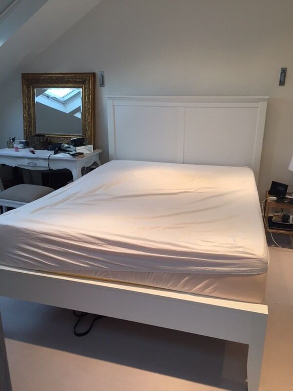 Ikea Undredal King Sized Bed In Clapham London Gumtree