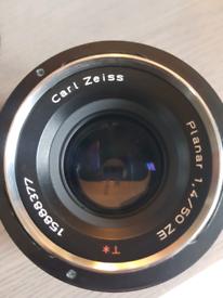 Carl Zeiss Planar T 50mm 1.4