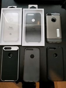 Assorted Pixel Cases 50.00 O.B.O