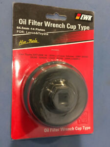 New Oil Filter Wrench 64.5mm for Toyota/Lexus