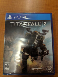 Titanfall 2 for PS4. Brand New, Sealed