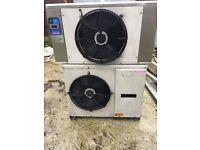 Qualitair cellar cooling system