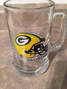 Green Bay Packers NFL beer mug