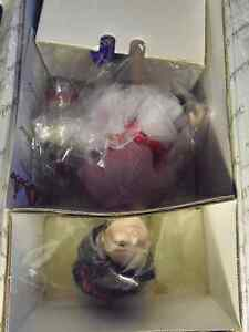 2 Collectible Dolls, NEW IN BOX, Never handled! Certified! WOW! London Ontario image 3