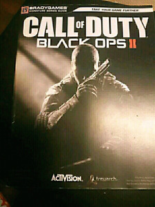 Call of Duty Black Ops 2 -   310page signature series guide
