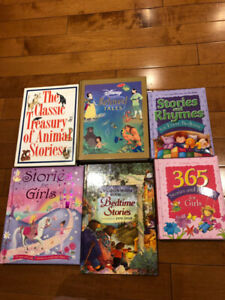 6 bedtime storybook collections!