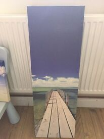 Beach pictures all for £15