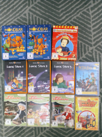 Children's DVDs in German