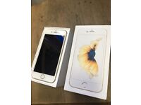 IPhone 6s 16gb Gold EE network