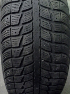 205/50R17 FEDERAL HIMALAYA WS2 one tire only