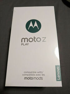 BNIB Sealed Moto Z Play Rogers $630 OBO