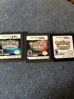 Pokemon Diamond, Pearl and White version