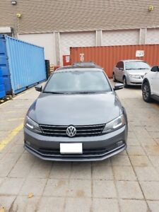 2016 VW Jetta with Sport Package- Mint Condition