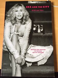 Sex and the city kiss and tell book
