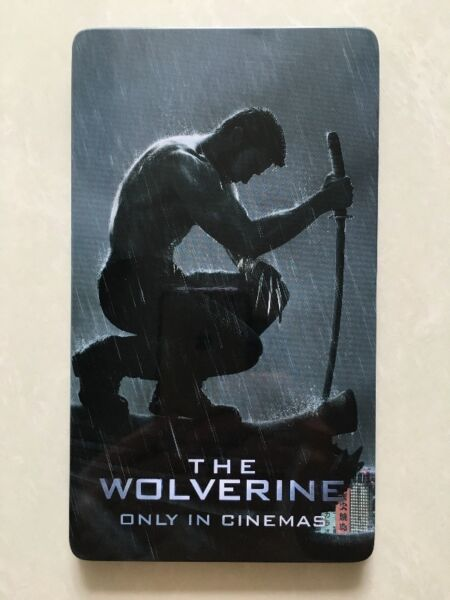 Wolverine pencil set
