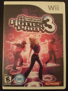 Dance Dance Revolution Hottest Party 3 for Nintendo Wii